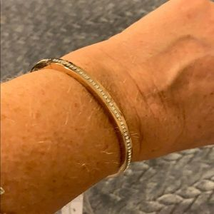 Kate spade rose gold bracelet - ring it up -New!!